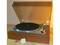 Goldring Lenco GL 75 Turntable Record Player (Working as seen in video link)