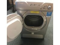 Silver / White or Black Candy 8Kg Condenser Dryer