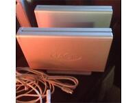 Lacie big disk external hard drives