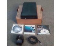Samsung External external portable slim DVDRW & Freecom FX-5 CD-RW