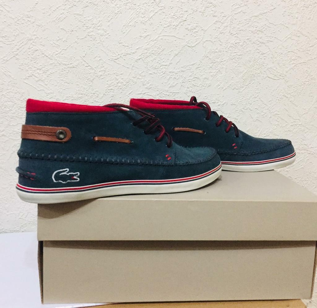 ebb3c48010977b Brand New LACOSTE shoes (UK 7) RRP £75