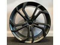 "18""VW TCI Style alloy wheels and tyres (5x112) Suits most VW, Seat, Audi A3 ETC"