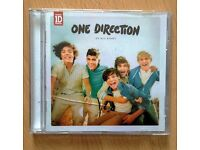 One Direction 'Up All Night' CD – IN EXCELLENT CONDITION – IDEAL CHRISTMAS GIFT