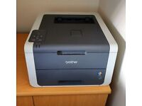 Brother HL-3140CW A4 Colour Wireless Laser Printer