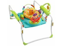 fisher price animal jumperoo