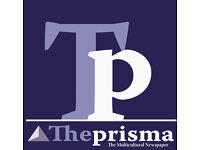 Volunteer Journalists: be part of The Prisma, an independent multicultural newspaper