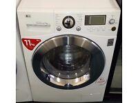Lg 11kg washing machine