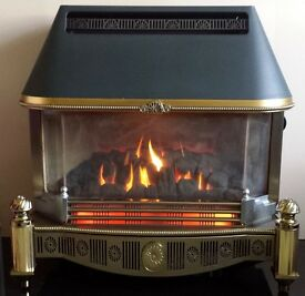 Baxi Baroque Super 3.4 KW Gas Fire