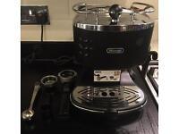 Delonghi icona vintage coffee espresso machine