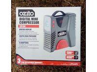 BNiB Ozito Digital Air Compressor