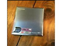 Panasonic mp3-cd player for sale with docking speaker station