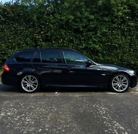 BMW 320d 320 M SPORT TOURING AUTOMATIC * 330 REP * 520 M3 M5 VOLVO MERCEDES AMG GOLF GTI MK6 MK5