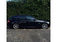 BMW 320d 320 M SPORT TOURING AUTOMATIC * 330 REP * 520 M3 M5 VOLVO MERCEDES AMG GOLF GTI MK6 MK5