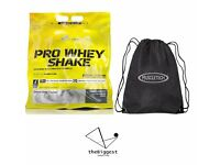 Olimp Nutrition Pro Whey Shake high quality proteins + free MUSCLETECH GYM BAG! free delivery!!!