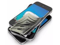 Faulty broken damaged phones bought for cash