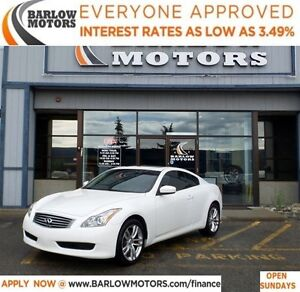 2009 Infiniti G37X Premium*EVERYONE APPROVED* APPLY NOW DRIVE NO
