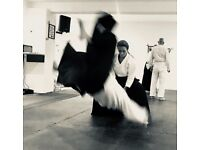 Aikido classes - first one FREE