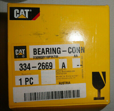 Oem Caterpillar Bearing Conn 334-2669 New