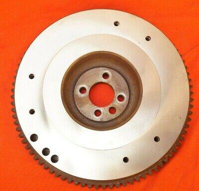 Resurfaced Ih International Mccormick Farmall Cub Flywheel W Ring Gear C60