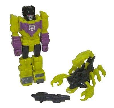 Vintage G1 Transformers Decepticon Action Masters - Devastator *100% Complete*