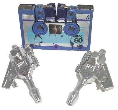 Vintage G1 Transformers Decepticon Mini Cassette - Frenzy *100% Complete*