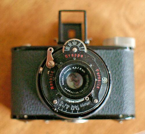 Nagel Ranca 127 Rollfilm Camera