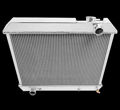 Champion Cooling 3 Row All Aluminum Replacement Radiator CC3284 Buick ElectraIn