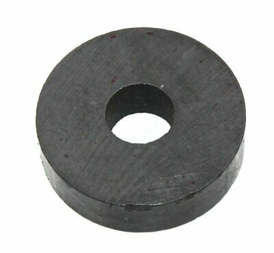 Round 0.75 Ferrite Magnet 0.5lb Pull Strength - Lot Of 4 10 Or 25.