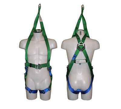 Abtech confined space rescue harness ABRES three point