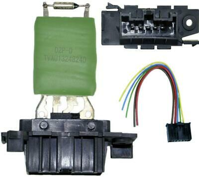 HEATER BLOWER FAN MOTOR RESISTOR WITH WIRING LOOM FOR ALFA ROMEO MITO 955