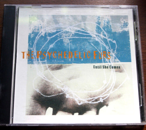 The Psychedelic Furs Until She Comes [single] New Cd Rare