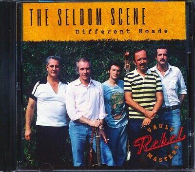 SEALED NEW CD Seldom Scene, The - Different Roads