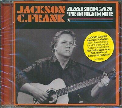 SEALED NEW CD Jackson C Frank - American Troubadour