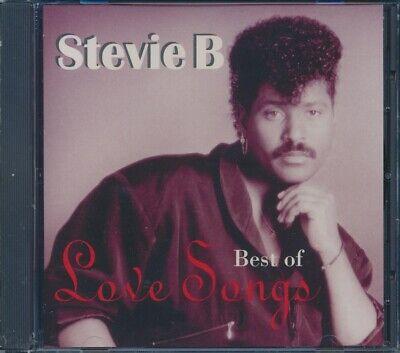 SEALED NEW CD Stevie B - Best Of Love