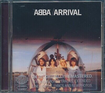 SEALED NEW CD Abba - Arrival