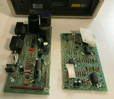 Atari 810 DISK DRIVE POWER AND ANALOG BOARD NEW Parts Disk Drive
