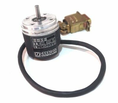 Used Heidenhain Rod 1020 250.00b Encoder 403 420 1s