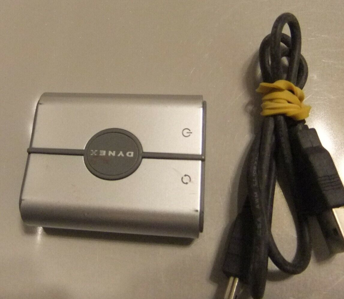 Dynex - All-in-one - Memory Card Reader/writer DX-CR 121 VGC - $5.00