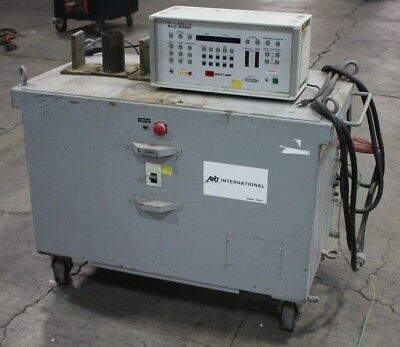 Avo Multi-amp Ps-9160 Curcuit Breaker Tester W Plc-2000 Controller
