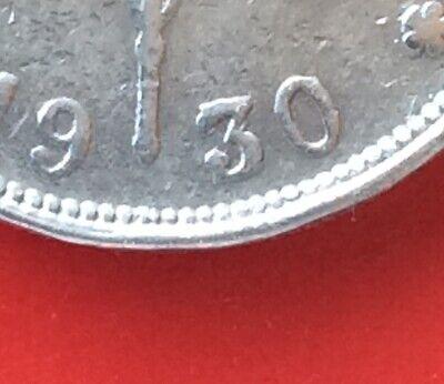 Belgique - Albert Ier - Très Jolie  2 Francs 1930 /20 VL - date  rare