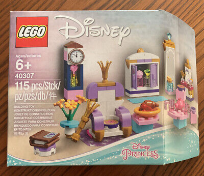 Lego Disney 40307 Castle Interior Decorating Kit BNIB