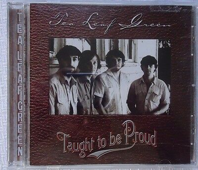 Taught to Be Proud by Tea Leaf Green (CD, Nov-2005,