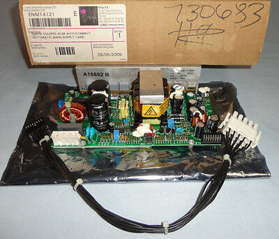 Imaje A13852 Multi-voltage Industrial Power Board Enm14121 Supply Card New