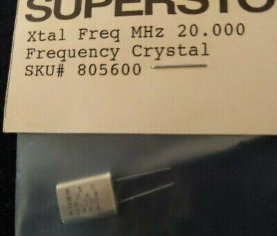 20mhz Crystal
