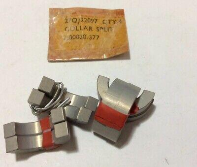NOS Dowty Rotol Split Collar p/n 200020377 qty 4 (L/2)