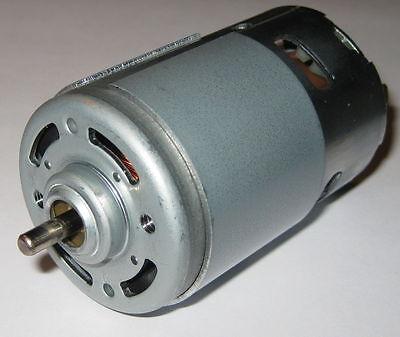 Johnson Generator - 24v Dc Motor Generator - 72 Watts - 8000 Rpm - 65 Mm Long