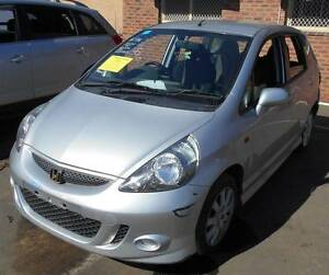 WRECKING 2005 HONDA JAZZ 1.5 AUTOMATIC HATCHBACK (C18957) Lansvale Liverpool Area Preview