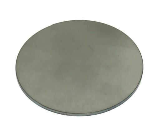 "1/8"" Stainless Steel 304 Plate Round Circle Disc 4"" Diameter (.125"")"