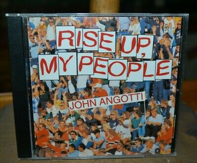 He Is Rise (John Angotti Rise Up My People CD Musical Missionary He Is Risen Kyrie Gloria)