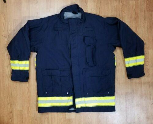 Globe LifeLine EMT EMS Tech Rescue Firefighter Turnout Jacket Sz. L